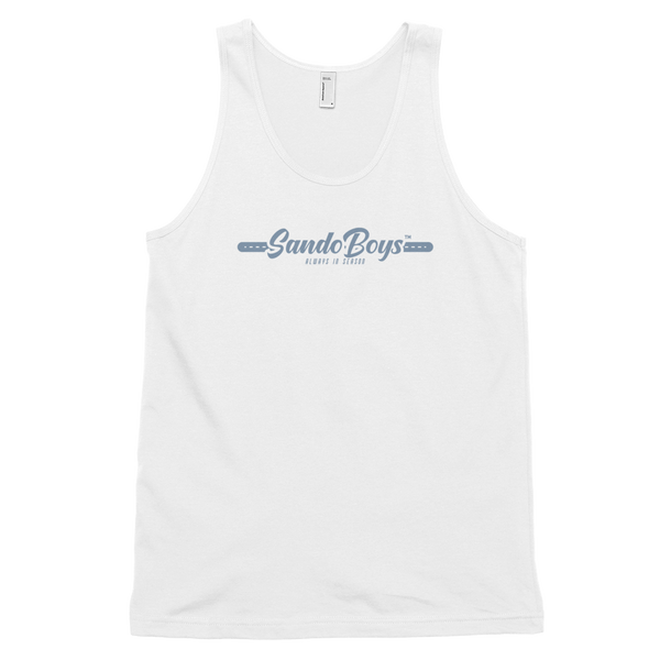 Sando Boys™ Faded Denim Classic tank top (unisex)