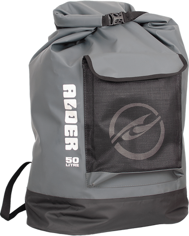 Alder Dry Bag 50L Grey - Boardrider Adventure