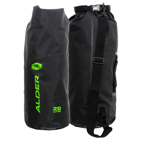 Alder Dry Bag 20L Black - Boardrider Adventure