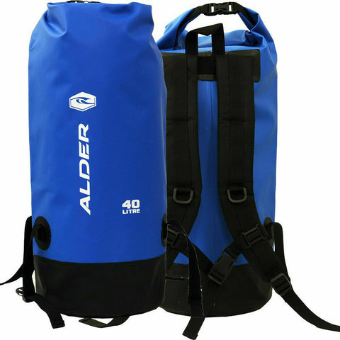 Alder Dry Bag 40L Blue - Boardrider Adventure