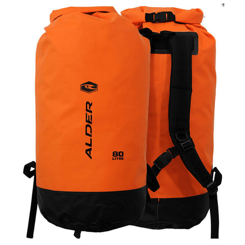 Alder Dry Bag 80L Orange - Boardrider Adventure