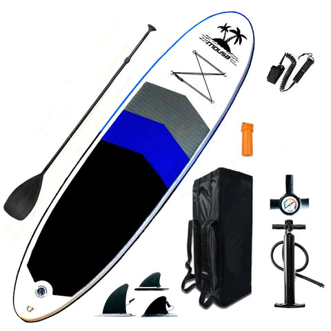 Mousa Paddleboard iSUP 10'6 Board, Bag & Accessories