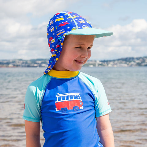 VW BOYS SUN CAP 1-4 YRS - Boardrider Adventure