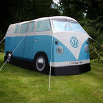 VW 4 Man Camper Tent - Blue - Boardrider Adventure