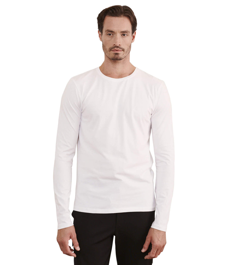 PYA Long Sleeve Crew Neck T-Shirt +Colors