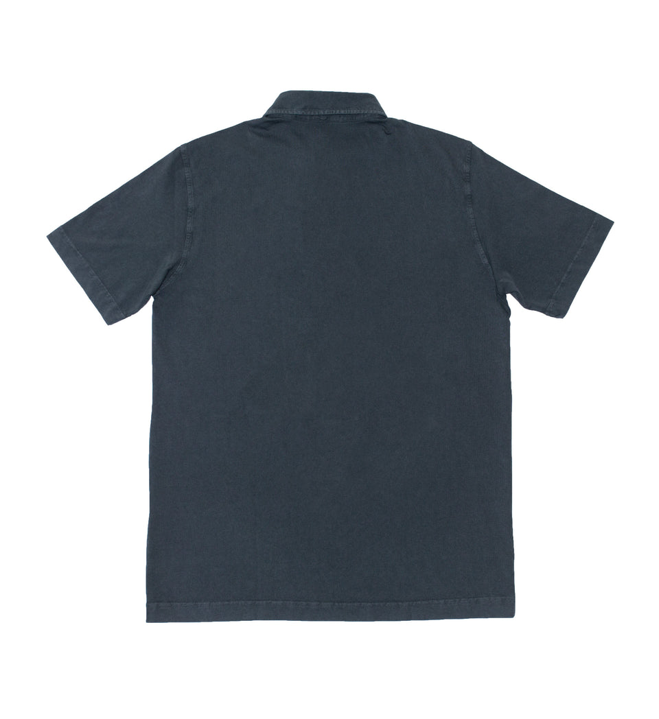 Drumohr Washed Cotton Polo, + Colors