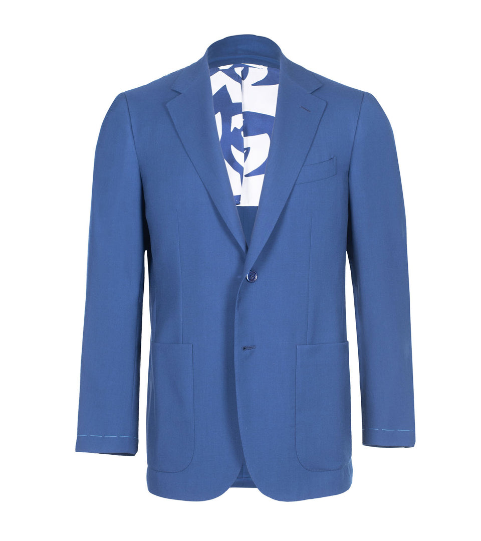 Sam Malouf Orange Label Sport Coat