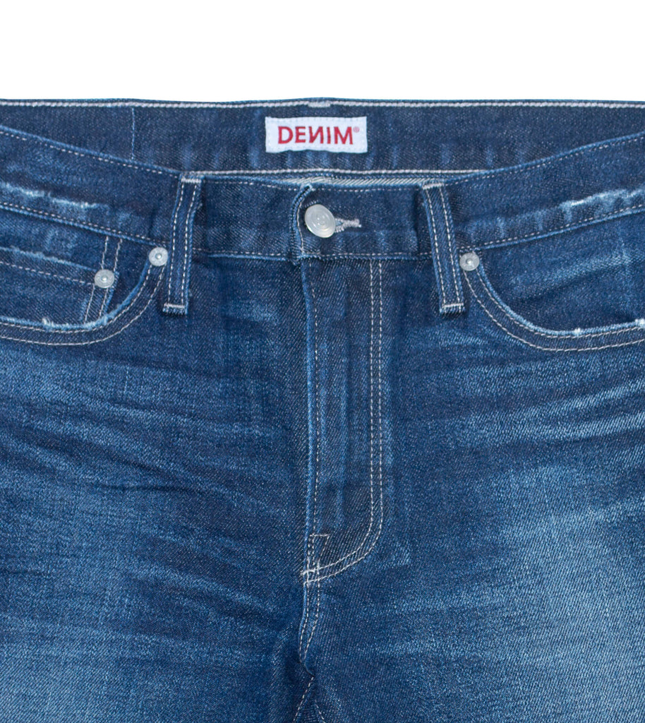 S.M.N. Finn Fit Matteo Wash Denim
