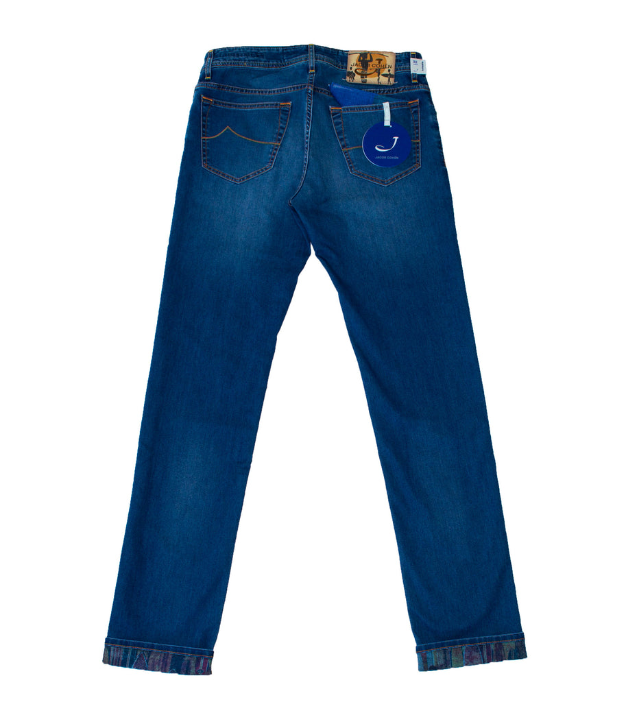 Jacob Cohen Surfer Label Denim