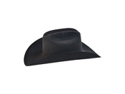 6X Larry Mahan El Dorado Fur Felt Hat Black