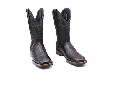 Texas Country Exotic Ostrich Boot