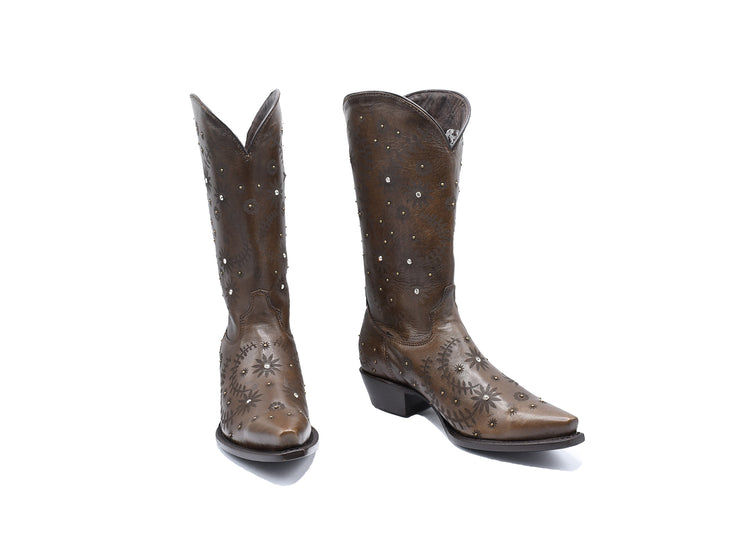 Texas Country Women's Western Boot Bora 776