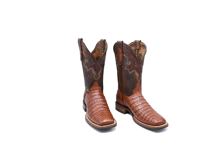 Texas Country Exotic Caiman Boot