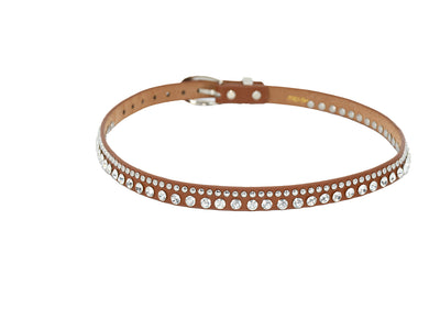 Diamond Stud Western Hat Band