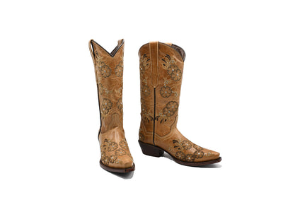 Texas Country Womens Western Boot Alexa Orix