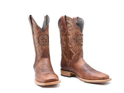 Texas Country Leather Western Boot EST 462