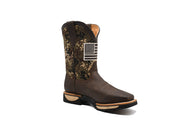 Texas Country Work Boot 6185