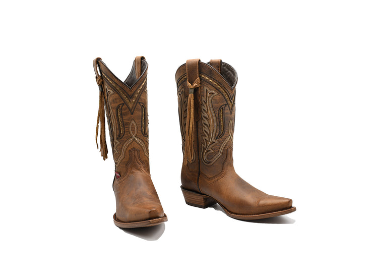 Texas Country Womens Western Boot E 702