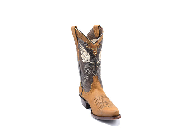 Texas Country Women's Western Boot Cedro