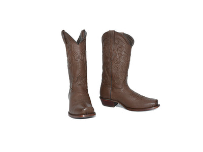 Texas Country Western Boot Grisly