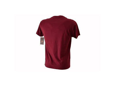 Rodeo Carte Dark Red Western Pioneers T-Shirt