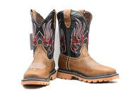 Texas Country Work Boot 6015