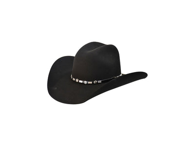 "Exclusive "" Austin "" Texas Country Western Felt Cowboy Hat"