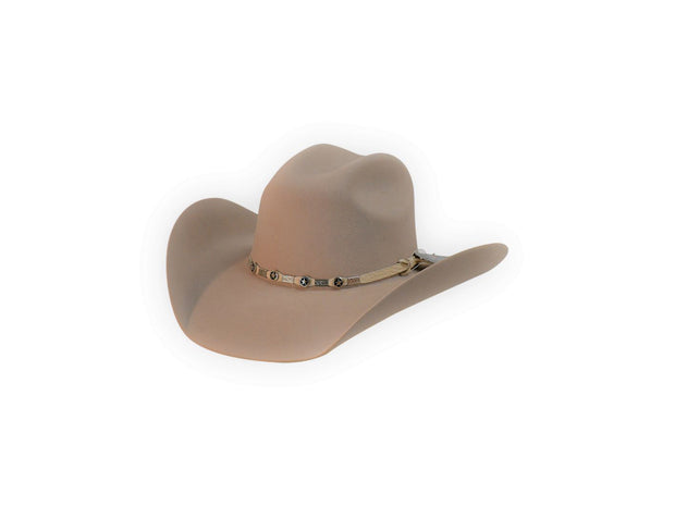 "EXCLUSIVE ""AUSTIN"" TEXAS COUNTRY WESTERN FELT COWBOY HAT TAN"