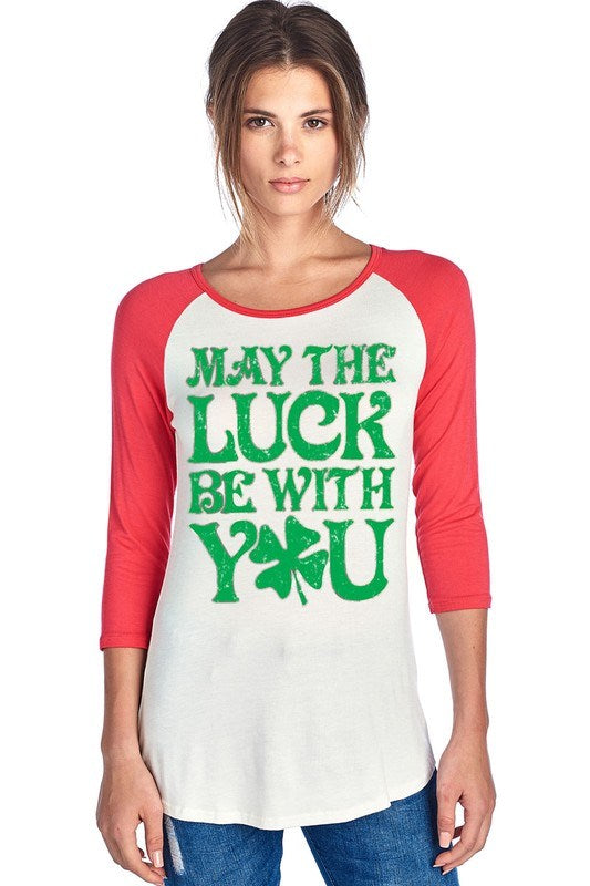 May The Luck be With You - Hippie Vibe Tribe