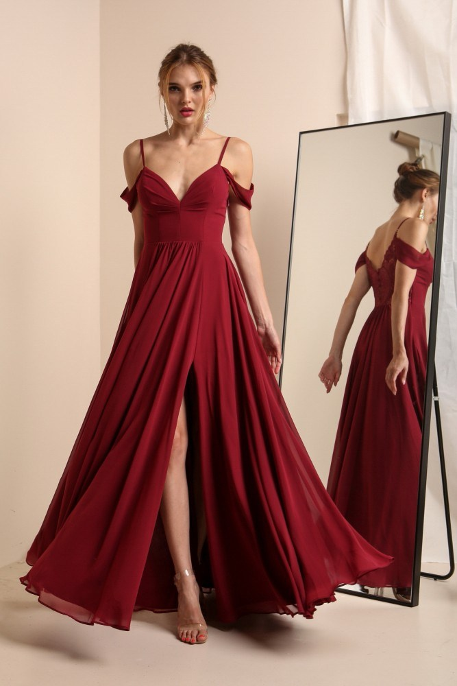 Red Cinderella Gown - Hippie Vibe Tribe