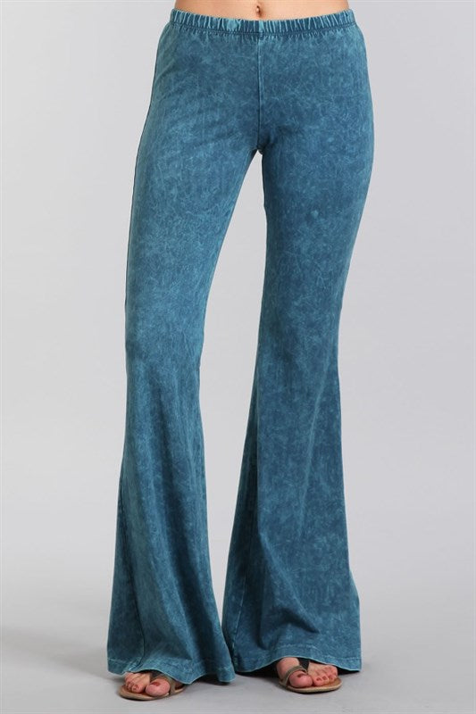 Hippie Pants Electric Blue - Hippie Vibe Tribe