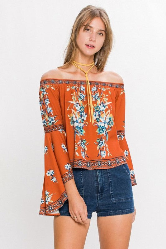 Off the Shoulder - Hippie Vibe Tribe