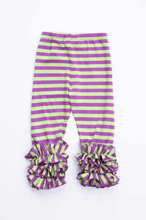 Hippie Ruffle Pants - Hippie Vibe Tribe