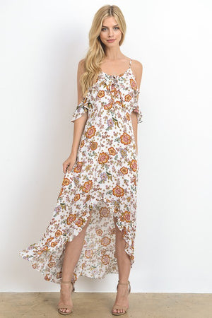 Soft Flowing Maxi - Hippie Vibe Tribe