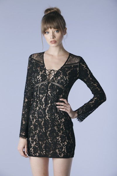 Elegant Lace Dress - Hippie Vibe Tribe