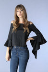 Bell Sleeved Blouse - Hippie Vibe Tribe