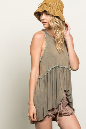 Baby Doll Tank - Hippie Vibe Tribe