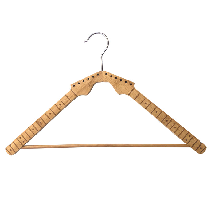 Guitar Neck Clothes Hanger (Pack of 5)