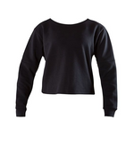 Energetiks Brooklyn Cropped Sweater, Adults