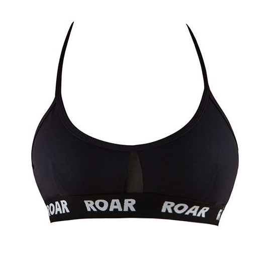 Energetiks Sloane Roar Crop Top, Adults
