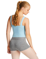 Capezio Knit Boyshort, Adults