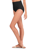 Capezio High Waisted Brief, Adults
