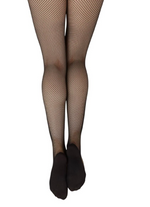 Capezio Professional Fishnet Seamless Tight, Adults