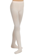 Capezio Ultra Soft Footed Tight, Girls