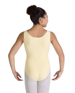 Capezio Studio Collection Pinch Front V Neck Leotard, Childs