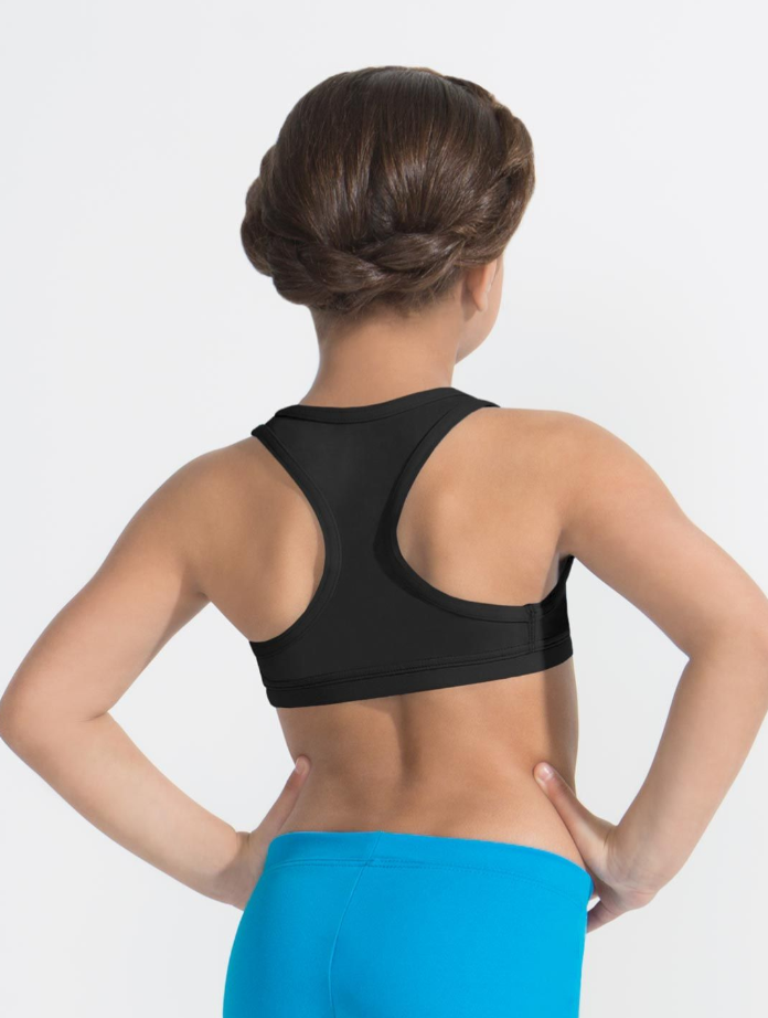 Capezio Racerback Bra Top, Childs