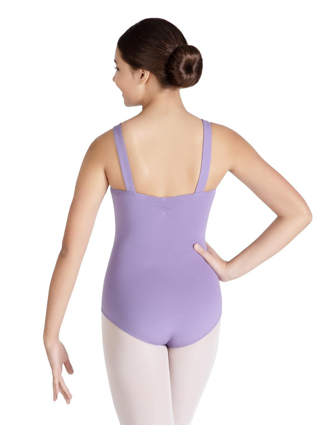 Capezio Studio Collection Wide Strap Camisole Leotard, Childs