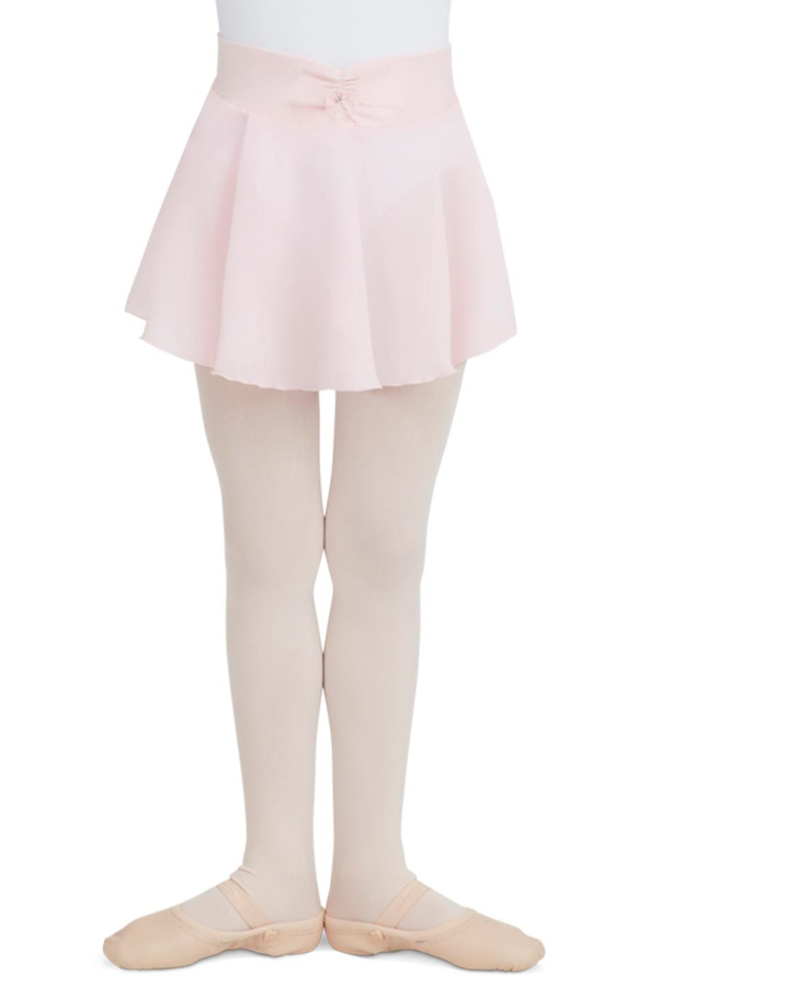 Capezio Pull On Skirt Georgette, Childs