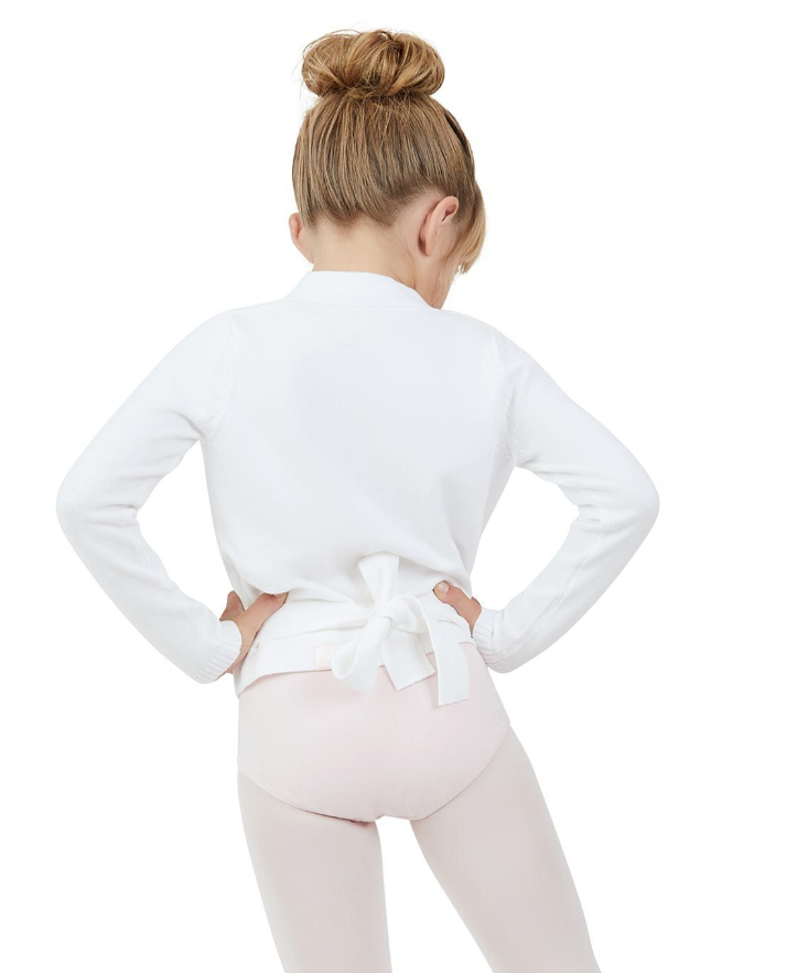 Capezio Wrap Sweater, Childs