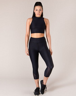 Energetiks Willow Gemini Crop Top, Adults